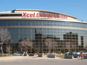 Minnesota Wild Xcel Energy Center